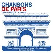 Rues Et Places - Chansons De Paris de Rues Et Places - Chansons De Paris