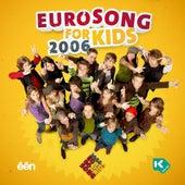 Eurosong for kids 2006 de Various Artists