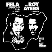 Fela and Roy Ayers by Fela Kuti