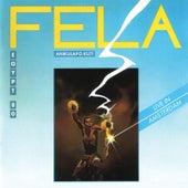 Live In Amsterdam von Fela Kuti
