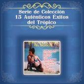 Serie de Colección 15 Auténticos Éxitos del Trópico de Various Artists