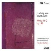 Beethoven: Mass in C major, Op. 86 - Cherubini: Sciant gentes by Maria Keohane