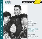 Quartet Recital, 1971 by Tokyo String Quartet