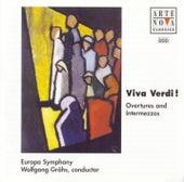 Viva Verdi! - Ouvertures And Intermezzos de Wolfgang Gröhs
