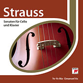 Strauss: Sonaten Für Cello Und Klavier de Yo-Yo Ma