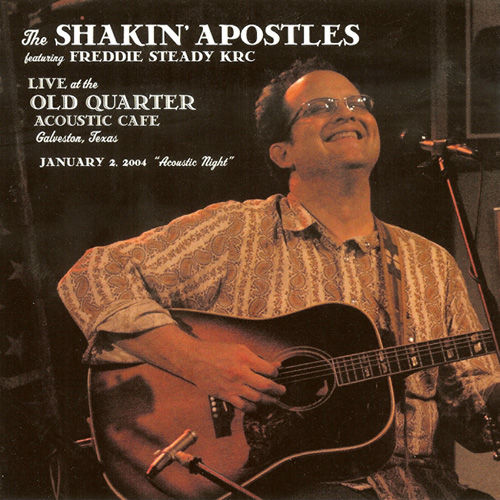 Live At The Old Quarter by Shakin' Apostles