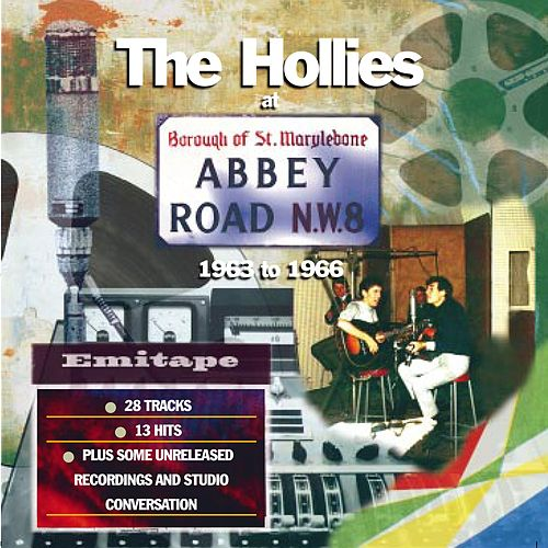 The Hollies At Abbey Road 1963-1966 by The Hollies