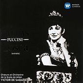 Puccini - Tosca (Highlights) de Maria Callas