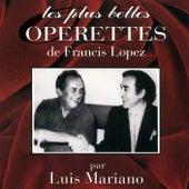 Les Plus Belles Opérettes von Luis Mariano