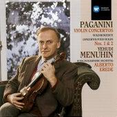 Paganini: Violin Concertos Nos. 1 & 2 de Alberto Erede