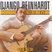 1910-1953 de Django Reinhardt