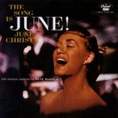 The Song Is June de June Christy