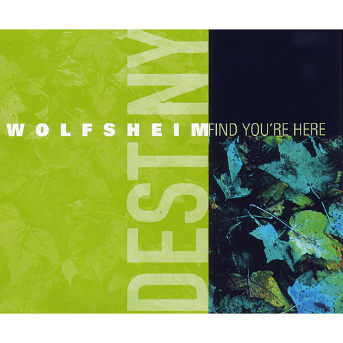 Find You're Here by Wolfsheim