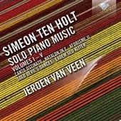 Simeon Ten Holt: Solo Piano Music Vol. 1-5 de Jeroen van Veen