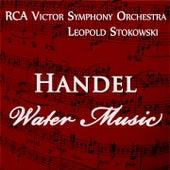 Handel: Water Music von Leopold Stokowski