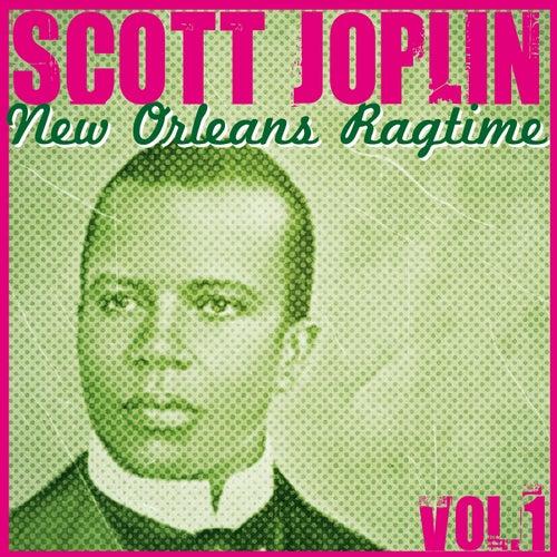 Scott Joplin New Orleans Ragtime, Vol. 1 by Scott Joplin