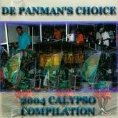 2004 Calypso Compilation De Panman's Choice by Various Artists