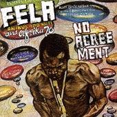 No Agreement von Fela Kuti