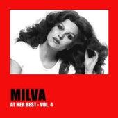 Milva at Her Best, Vol. 4 von Milva
