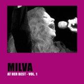 Milva at Her Best, Vol. 1 von Milva