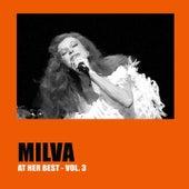 Milva at Her Best, Vol. 3 von Milva