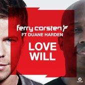Love Will von Ferry Corsten