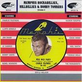 Memphis Rockabillies, Hillbillies & Honky Tonkers, Vol 4 by Various Artists