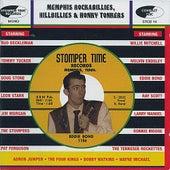 Memphis Rockabillies, Hillbillies & Honky Tonkers by Various Artists