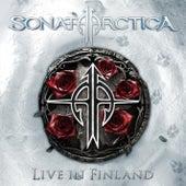 Live in Finland by Sonata Arctica
