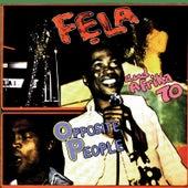 Opposite People von Fela Kuti