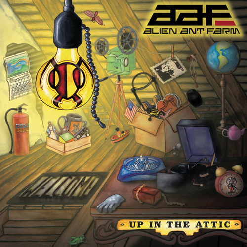 Up In The Attic by Alien Ant Farm