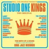 Studio One Kings de Various Artists