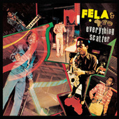 Everything Scatter di Fela Kuti