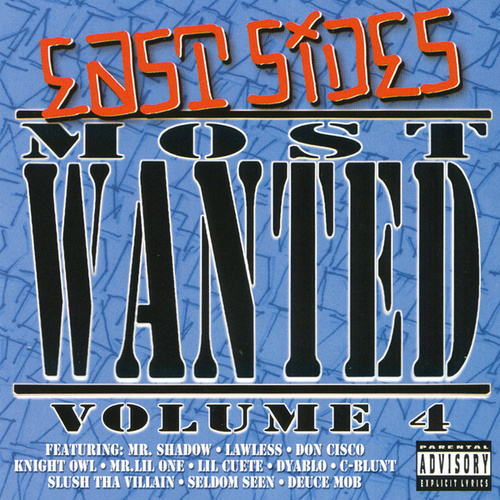 East Side's Most Wanted, Vol. 4 by Various Artists