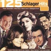 125 Schlager Hits de Various Artists