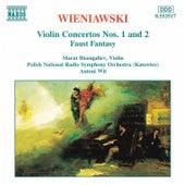Violin Concertos Nos. 1 and 2 von Henryk Wieniawski