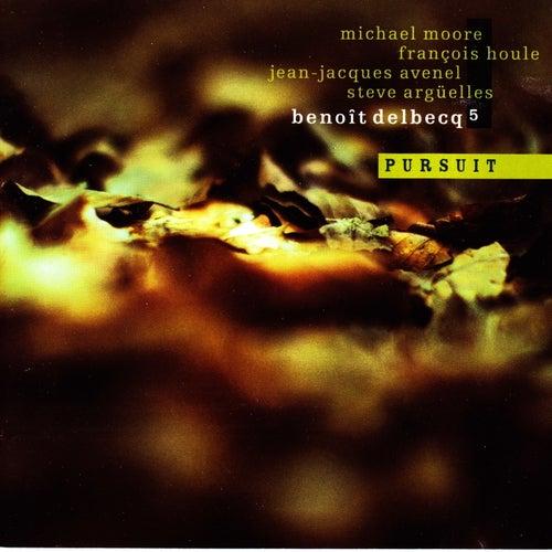 Pursuit by Benoit Delbecq 5