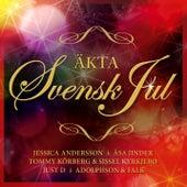 Äkta svensk jul von Blandade Artister
