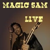 Magic Sam: Live de Magic Sam
