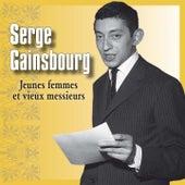 Jeunes femmes et vieux messieurs de Serge Gainsbourg