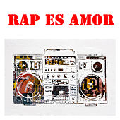 Rap Es Amor van Various Artists
