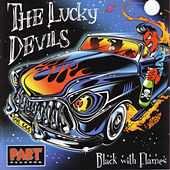 Black With Flames by Lucky Devils