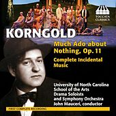 Korngold: Much Ado about Nothing, Op. 11 von Various Artists