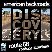 American Backroads Discovery: Route 66 Roadside Attractions de Various Artists