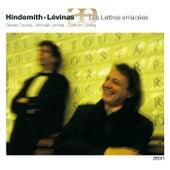 Hindemith: Sonates - Lévinas: Les Lettres enlacées von Various Artists