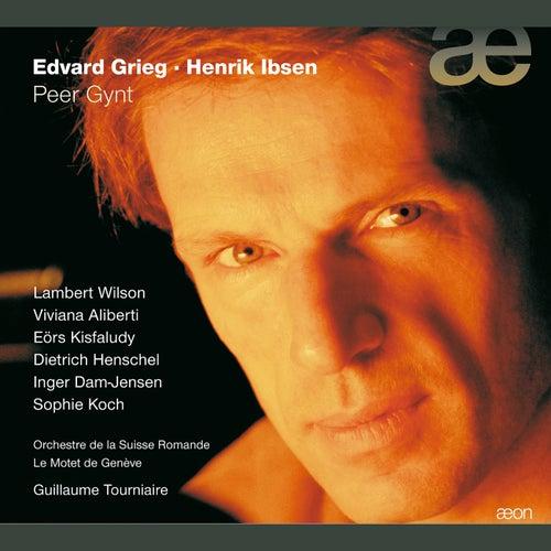 Grieg: Peer Gynt (Version francaise) by Dietrich Henschel