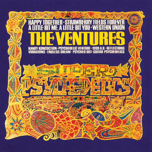 Super Psychedelics by The Ventures
