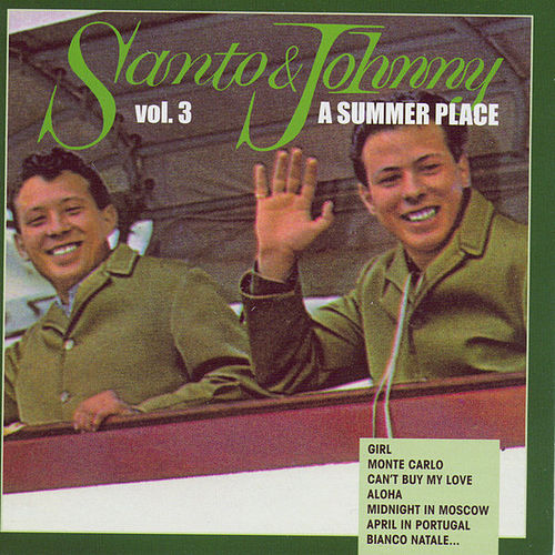 A Summer Place by Santo and Johnny