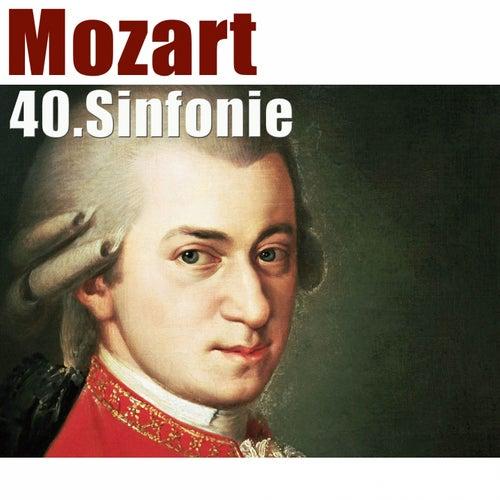 Mozart: Sinfonie No. 40 by Alfred Scholtz London Philarmonic Orchestra
