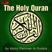 The Holy Quran van Abdul Rahman Al Sudais